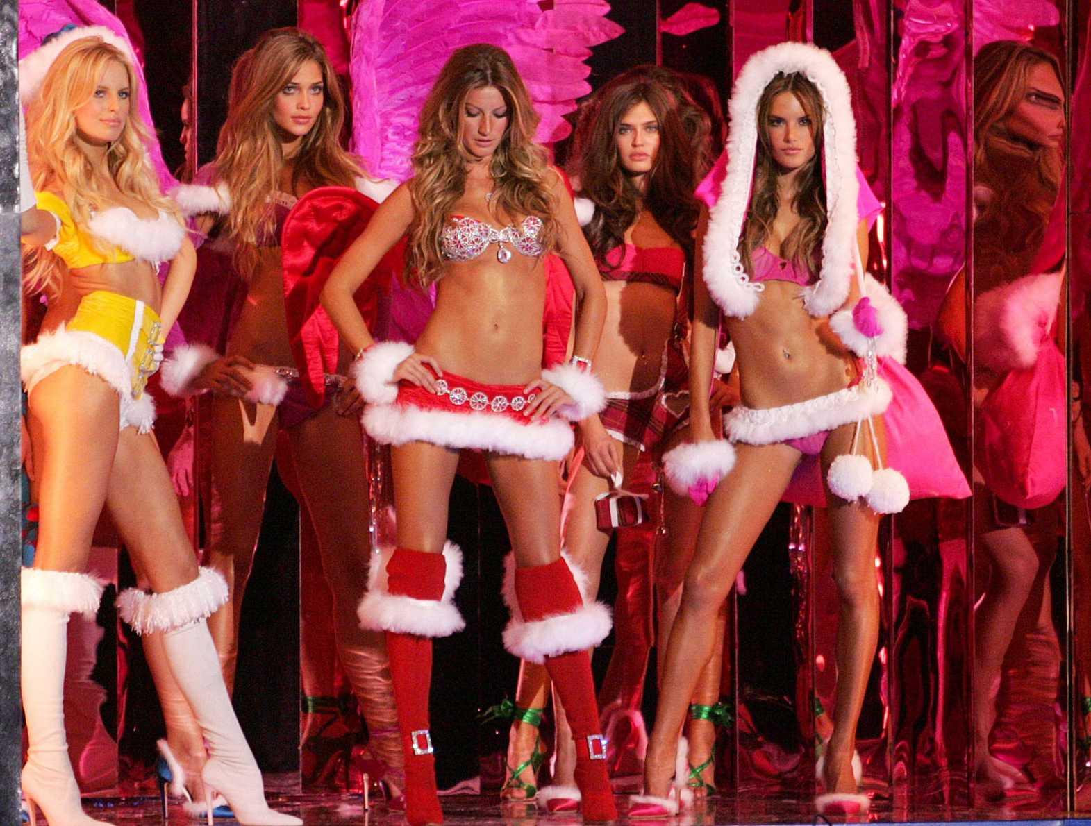 Bare female santa nude pics